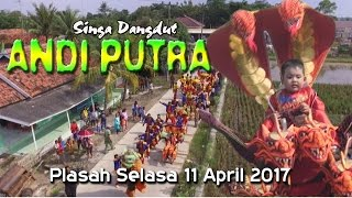 Gambar cover INDAH PADA WAKTUNYA - SINGA DANGDUT ANDI PUTRA LIVE PLASAH 11 APRIL 2017