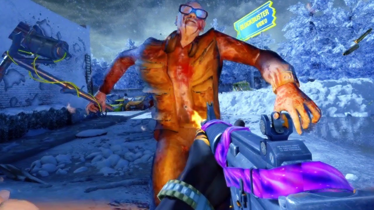 COLD WAR ZOMBIES WILL LOOK *EXACTLY* LIKE THIS.