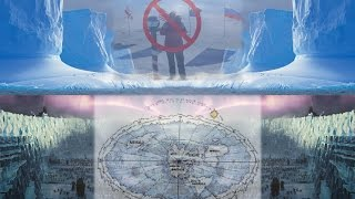 WHAT IS BEYOND THE ANTARCTIC ICE CIRCLE?