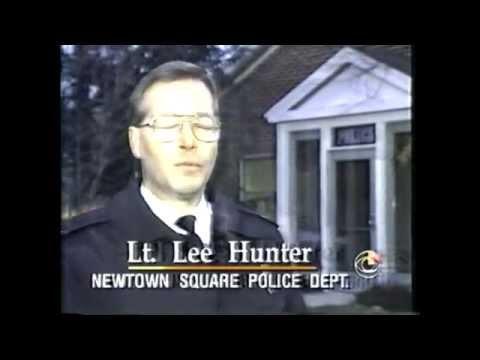 Dave Schultz murder by John du Pont news breaks Jan 26-29 1996 Foxcatcher story
