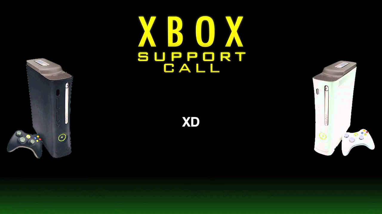 Xbox Support Call