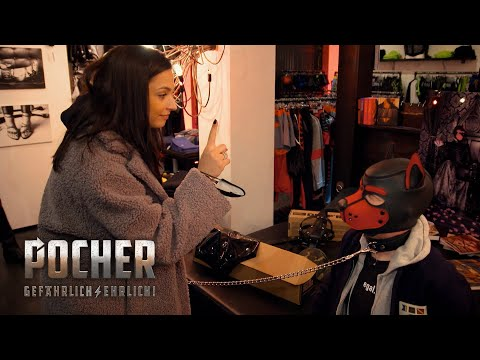 Olli und Amira im Fetisch-Laden | Pocher - gefährlich ehrlich!