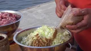 видео Готовите шашлык? Узнайте о пользе шашлыка и его вреде!