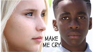 Make Me Cry (Cover) Noah Cyrus and Labrinth( Vivian Hicks & Rhyan Douglas)