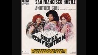SILVER  CONVENTION    SAN  FRANCISCO  HUSTLE    Format  Vinyl  ""