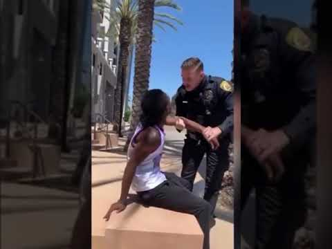Attorney Films Cop Unlawfully Detaining And Arresting Citizen