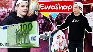 Über 100€ in 1 Euro Shops ausgeben! 💶 (Geldverschwendung)