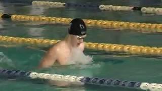 Чемпионаты Украины по плаванию среди взрослых и молодёжи, день 1-й