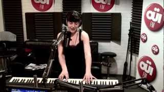 Lail Arad - Over My Head - Session Acoustique OÜI FM