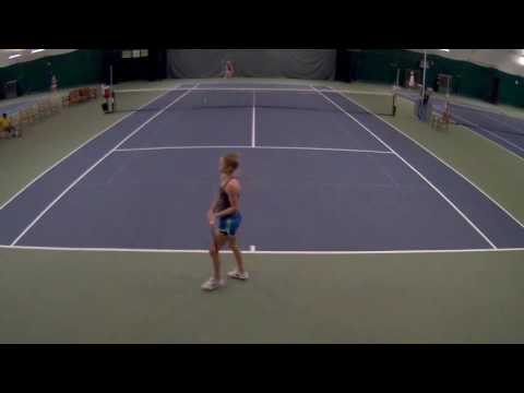 Kelli Stinchcomb -- Point play