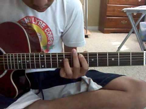 Fix you Secondhand Serenade Guitar Cover