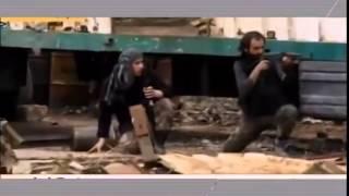 США нанесла ракетно бомбовый удар по Сирии 23 09 2014