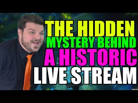 🔴LIVE #12 Sea Of Thieves - The Hidden Mystery Behind A Historic Live Stream
