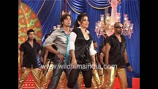 Vidya Balan And Shahid Kapoor Dance On Sets Of Kismat Konnection | BTS Bollywood Film