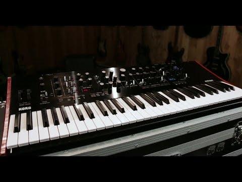 Korg Prologue Polyphonic Analog Synthesizer