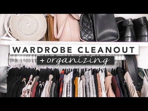 Closet Cleanout, Declutter and Organization | by Erin Elizabeth