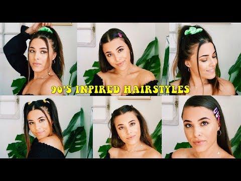 90s Inspired Hair Clip Trend Valeria Hairstyles Magazine