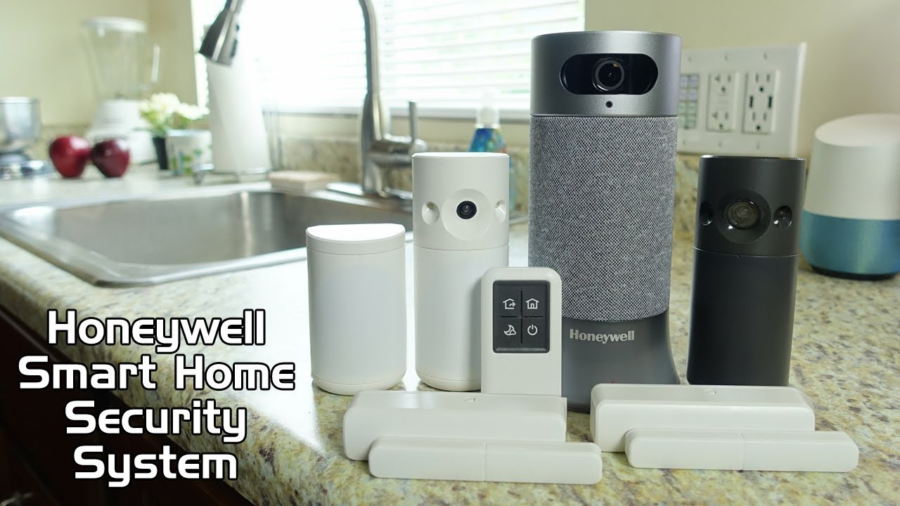 Review: Honeywell Smart Home Security System with Alexa