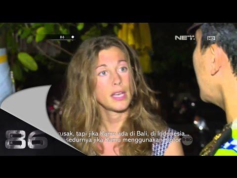 86 Operasi Cipta Kondisi Di Bali - IPTU Luthfi Olot