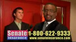 Senate Auto Insurance Commercial