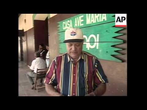 NICARAGUA: REHABILITATION CENTRE FOR STREET CHILDREN