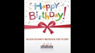 happy birthday progressive rock version