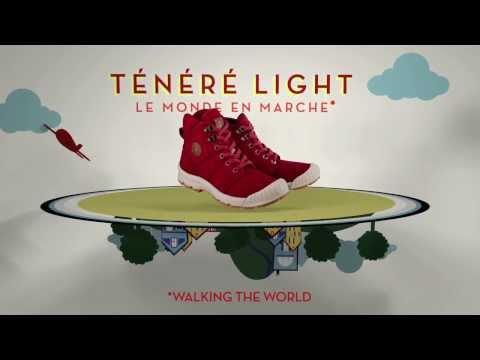 AIGLE * Ténéré Light, walking the world * (EN)
