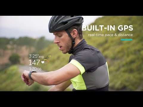 Introducing Fitbit Ionic