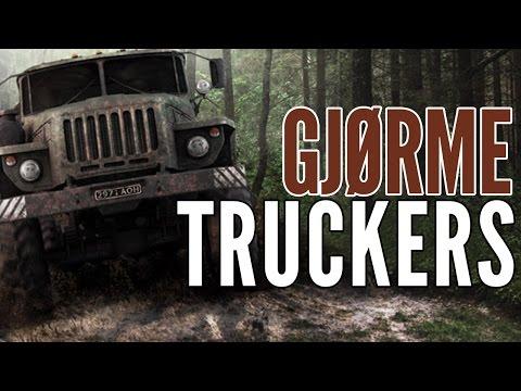 GJØRME TRUCKERS - Spintires - Norsk Gaming