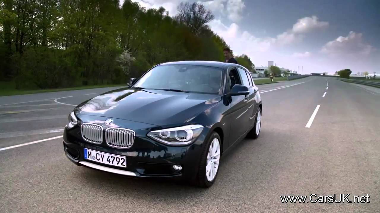 2012 bmw 1 series video youtube. Black Bedroom Furniture Sets. Home Design Ideas