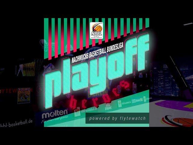 NBBL Playoff Heroes - Viertelfinale, Rückspiel