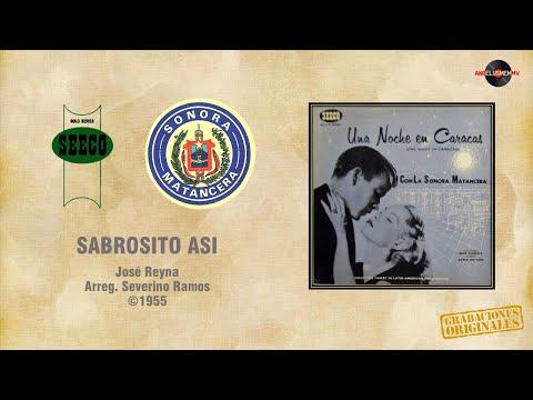 Nelson Pinedo & Sonora Matancera - Sabrosito Así (�)