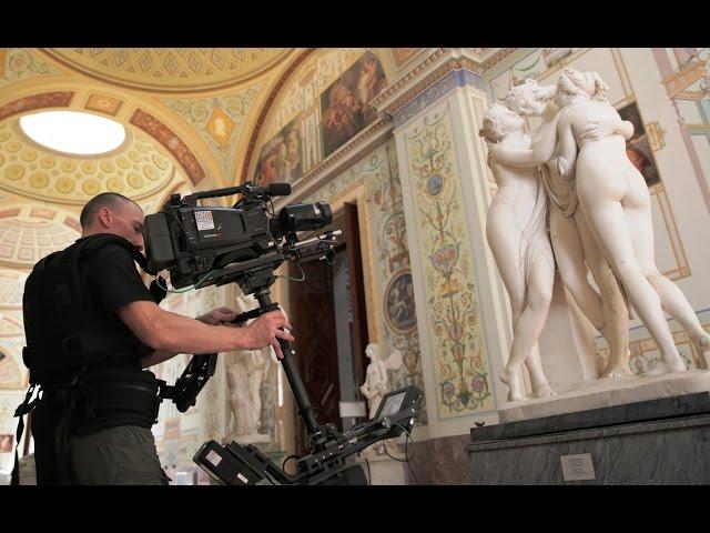 さまざまな名作が登場!映画『エルミタージュ美術館 美を守る宮殿』予告編