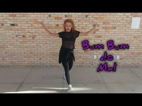 Bum Bum Do Mal - Márcia Fellipe - Duda Marquezine | Coreografia
