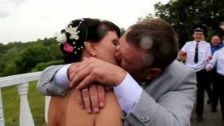 Видео свадьбы Александра и Елены. п. Белоберезовский и г.Орел.  21 июня 2014