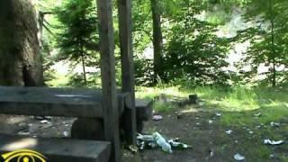 Як відпочивають рогулі у с.Спас на Рожнятівщині