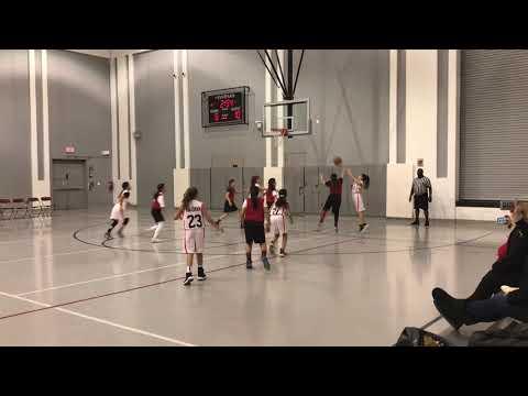 Cliffside Park 6th Grade Girls Travel Team vs. Fort Lee (Scrimmage Pt 2)