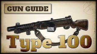 Type 100 Stats & Best Class Setups   CoD WW2 Gun Guide #6