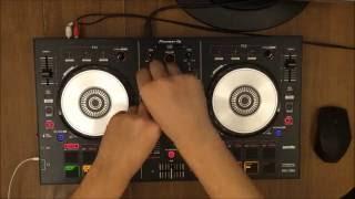 D.J. 001 September epic Trance mix 2016 on Pioneer DDj sb2