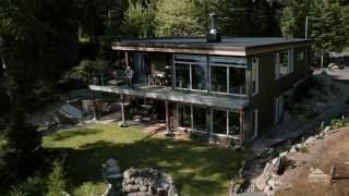 The Custom Natur O From Bonneville Homes Youtube
