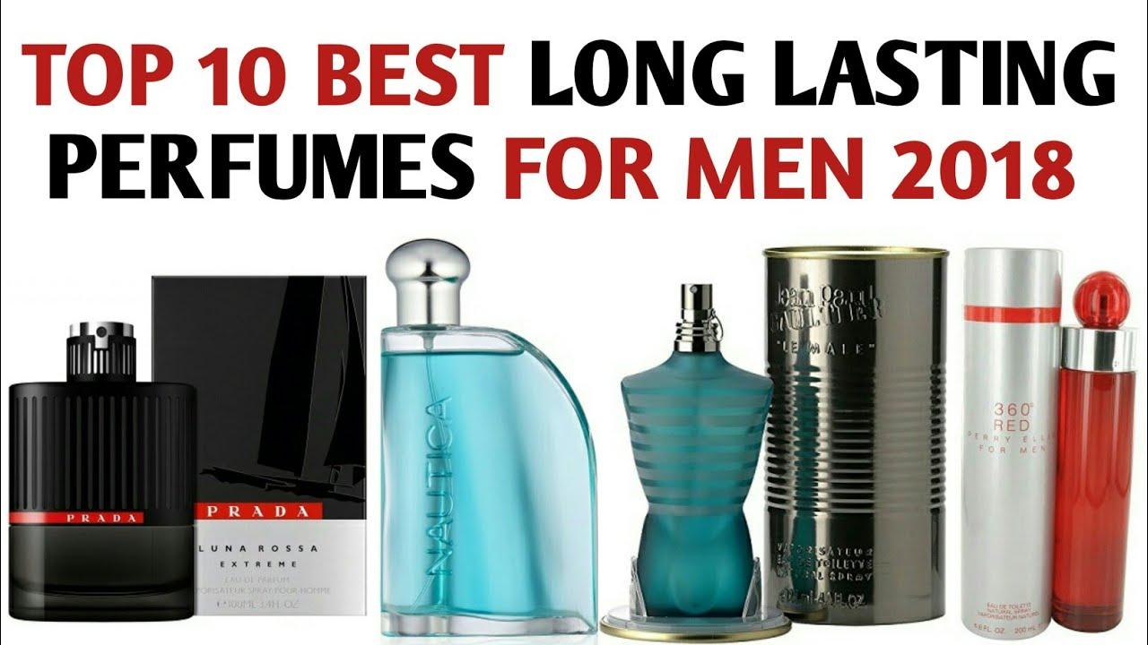 Top 10 Best Long Lasting Fragrances For Men Youtube