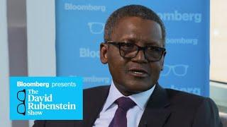 African Billionaire Aliko Dangote on The David Rubenstein Show