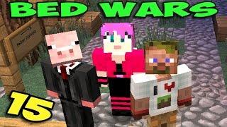 ч.15 Bed Wars Minecraft - Я действительно смог!!!
