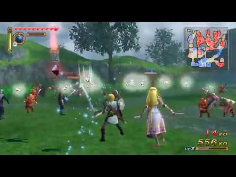 Cemu 1 9 1 4k | Hyrule Warriors Gameplay | FunnyCat TV