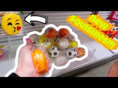 NEW SQUISHIES AT JCPENNEY!! | SQUISHY HUNTING VLOG