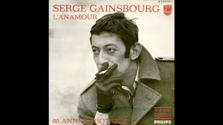 SERGE GAINSBOURG -  L'anamour