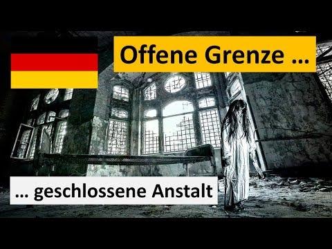 Deutschland, eine offene geschlossene Anstalt