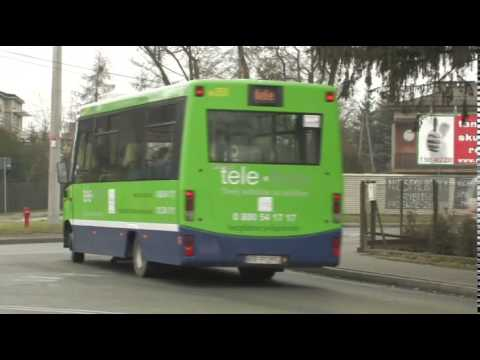 Tele-bus: Demand-Responsive Transport Service