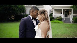 Michelle & Rickey - (Cinematic Wedding Highlight)