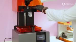 Formlabs Form 2. 3D-печать в пластической хирургии